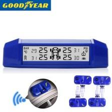 固特异/Goodyear GY-2599 太阳能无线胎压监测系统【内置款】