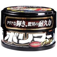 WILLSON/威颂 日本原装进口 黄金蜡 01234 250g 【深色&金属色车漆用 】