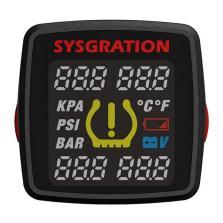 系统电子 胎压监测器低功耗SBT-10【蓝牙内置式】